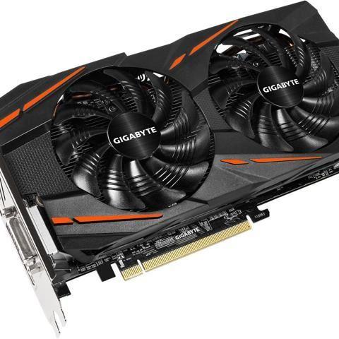 GIGABYTE RX 570 GAMING DUAL FAN WINDFORCE 4GB DDR5 256BIT